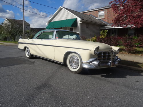 1956 Imperial Southampton hardtop coupe For Sale (picture 1 of 6)