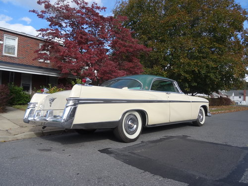 1956 Imperial Southampton hardtop coupe For Sale (picture 2 of 6)