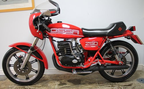 1982 OSSA 250 Copa Formula 3 One of only 600 built SUPERB For Sale (picture 1 of 6)