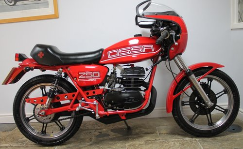 1982 OSSA 250 Copa Formula 3 One of only 600 built SUPERB For Sale (picture 2 of 6)
