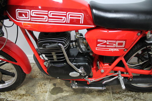1982 OSSA 250 Copa Formula 3 One of only 600 built SUPERB For Sale (picture 5 of 6)