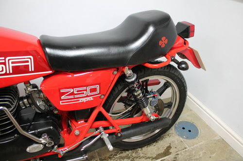 1982 OSSA 250 Copa Formula 3 One of only 600 built SUPERB For Sale (picture 6 of 6)