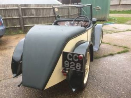 1929 Austin 7 Arrow 2 Seater - REVISED PRICE! SOLD (picture 5 of 6)