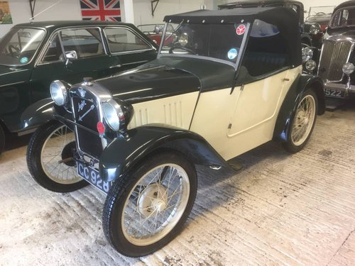 1929 Austin 7 Arrow 2 Seater - REVISED PRICE! SOLD (picture 6 of 6)