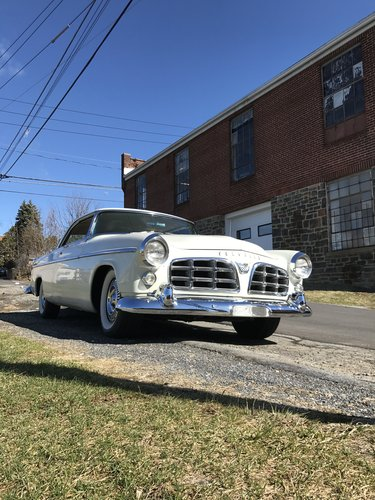 1955 Chrysler C300 hartop coupe For Sale (picture 1 of 6)