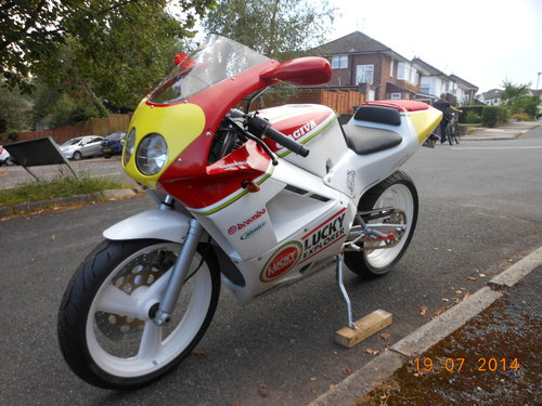1991 Cagiva Mito 125 Lucky Explorer For Sale (picture 2 of 6)