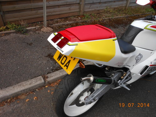 1991 Cagiva Mito 125 Lucky Explorer For Sale (picture 4 of 6)