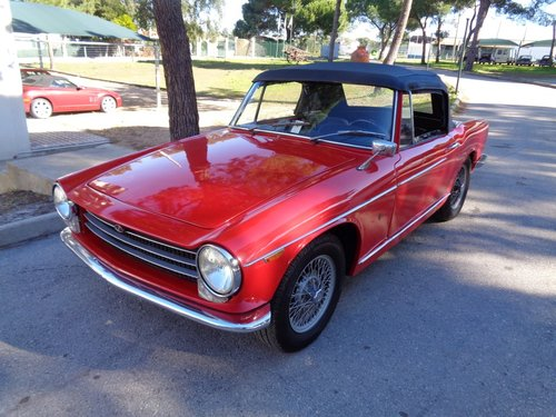 1962 Innocenti 950 S Spider  For Sale (picture 1 of 6)