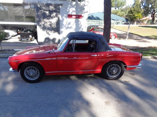 1962 Innocenti 950 S Spider  For Sale (picture 2 of 6)