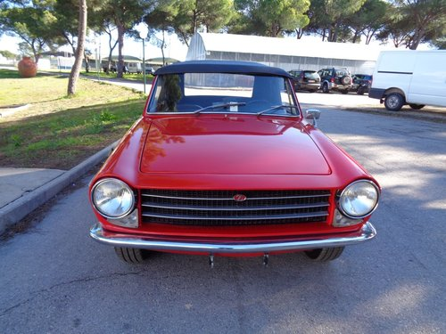1962 Innocenti 950 S Spider  For Sale (picture 3 of 6)