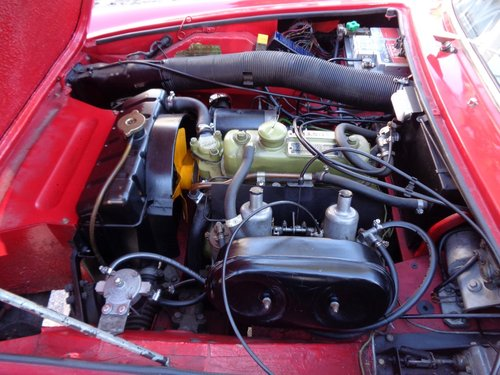 1962 Innocenti 950 S Spider  For Sale (picture 5 of 6)