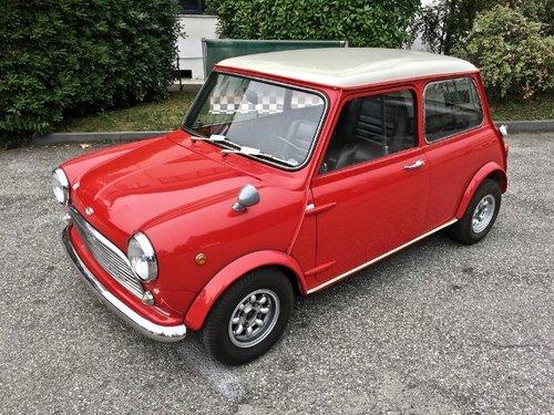 1967 Innocenti - Mini Cooper MKI SERVICEBOOK For Sale (picture 1 of 6)