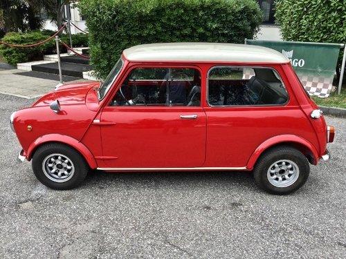 1967 Innocenti - Mini Cooper MKI SERVICEBOOK For Sale (picture 2 of 6)