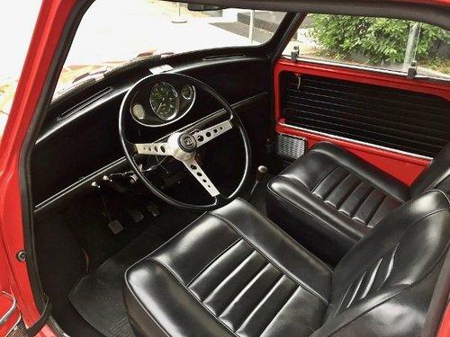 1967 Innocenti - Mini Cooper MKI SERVICEBOOK For Sale (picture 4 of 6)
