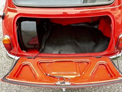 1967 Innocenti - Mini Cooper MKI SERVICEBOOK For Sale (picture 6 of 6)