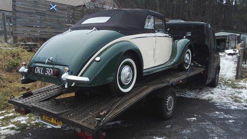Classic car transport Uk & European  Dorset Based  (picture 2 of 3)