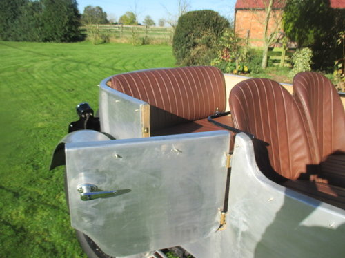 1930 Vauxhall 20/60 3-litre 4-seater sports tourer, alloy body. For Sale (picture 5 of 6)