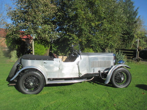 1930 Vauxhall 20/60 3-litre 4-seater sports tourer, alloy body. For Sale (picture 6 of 6)