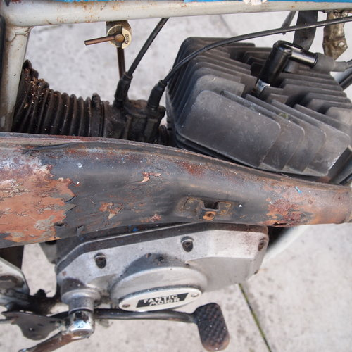 1976 Caballero 100% Genuine UK Pedal Moped, SOLD.. SOLD (picture 6 of 6)