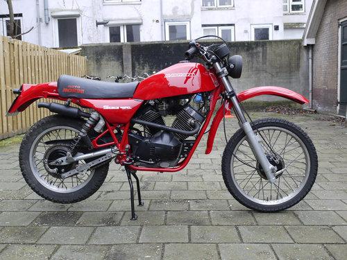 1983 Moto Morini 500 Camel Mk II SOLD (picture 1 of 4)