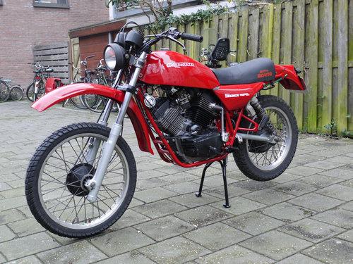 1983 Moto Morini 500 Camel Mk II SOLD (picture 2 of 4)