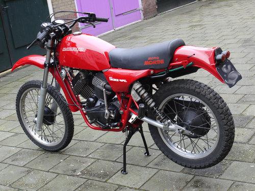 1983 Moto Morini 500 Camel Mk II SOLD (picture 3 of 4)