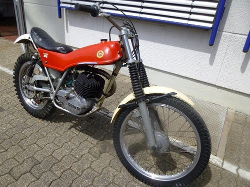 1972 Montesa Cota 247 For Sale (picture 1 of 6)