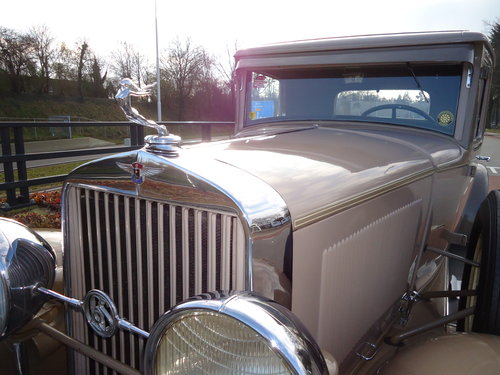 LaSalle 340 coupe 1930 very nice and exclusive classic For Sale (picture 4 of 6)