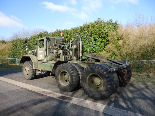 Mack Army Truck 1964, see pictures!! For Sale (picture 2 of 6)