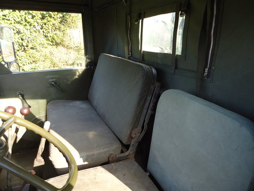Mack Army Truck 1964, see pictures!! For Sale (picture 4 of 6)