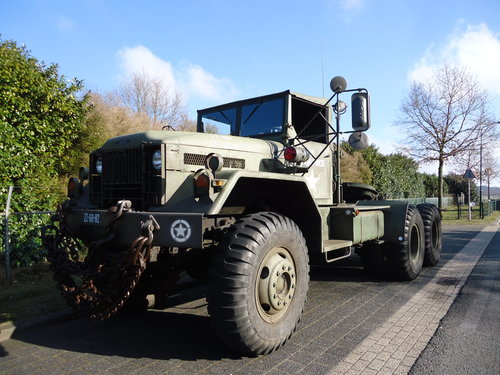 Mack Army Truck 1964, see pictures!! For Sale (picture 5 of 6)
