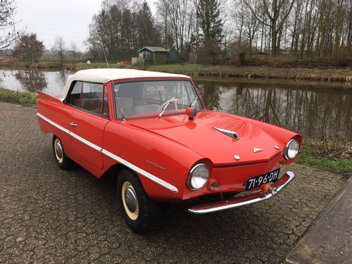 Amphicar 770 1964 (6482 Km.) For Sale (picture 1 of 6)