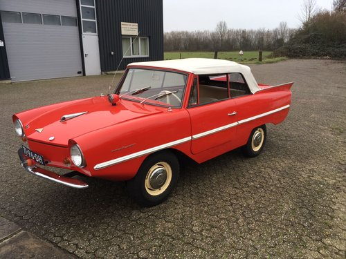 Amphicar 770 1964 (6482 Km.) For Sale (picture 2 of 6)