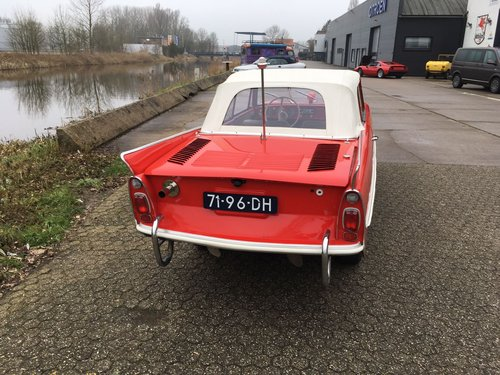 Amphicar 770 1964 (6482 Km.) For Sale (picture 4 of 6)