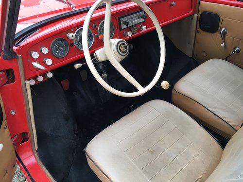 Amphicar 770 1964 (6482 Km.) For Sale (picture 5 of 6)