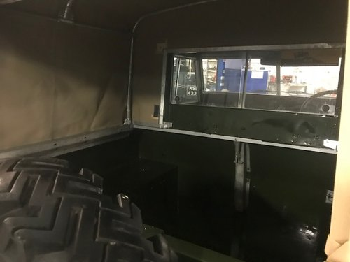 1972 Land Rover® Series 3 Truckcab (JLN) RESERVED SOLD (picture 6 of 6)