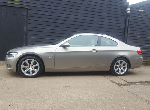 2008 BMW 3 SERIES 3.0 325D SE COUPE ( BIG SPEC: Nav/Lthr/Auto )   SOLD (picture 1 of 6)