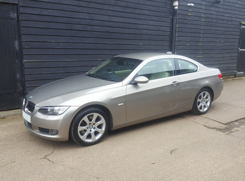 2008 BMW 3 SERIES 3.0 325D SE COUPE ( BIG SPEC: Nav/Lthr/Auto )   SOLD (picture 3 of 6)