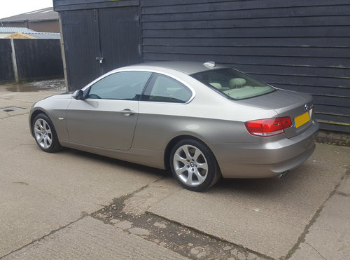 2008 BMW 3 SERIES 3.0 325D SE COUPE ( BIG SPEC: Nav/Lthr/Auto )   SOLD (picture 5 of 6)