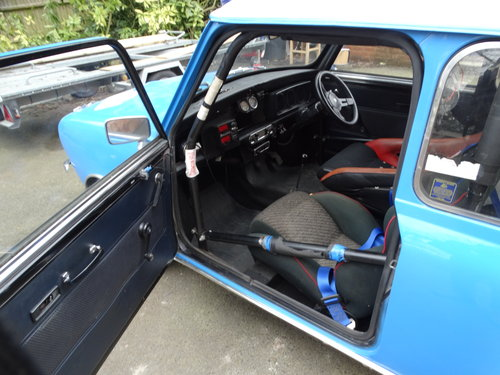 Mini Clubman 1275 Gt Bmc Ex Works 1968 Sold Car And Classic