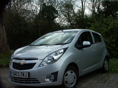 2013 Chevrolet Spark 1.0 LS SOLD (picture 1 of 6)