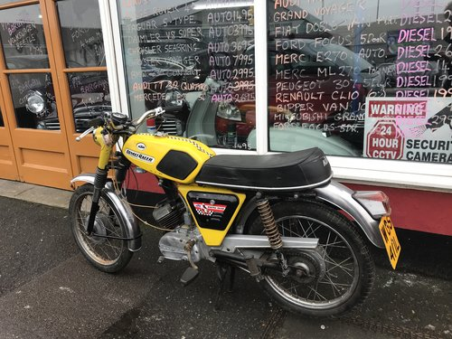 RARE KTM Comet Racer (Cross) 1973 For Sale (picture 1 of 6)