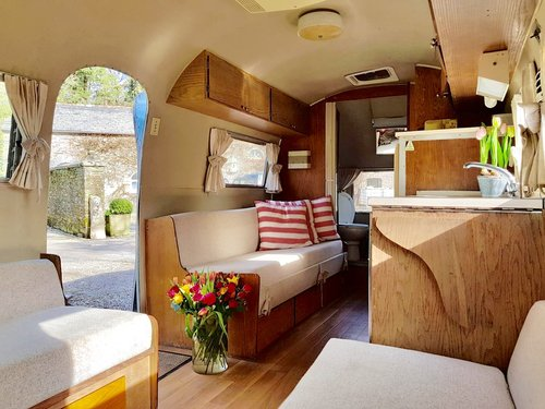 1962 Airstream Safari 22ft For Sale | Car And Classic