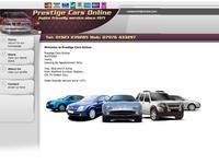Prestige Cars Online