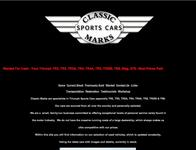 Classic Marks Sports Cars Ltd