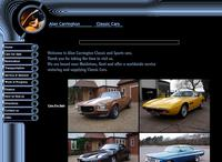 Alan Carrrington Classic Cars Ltd