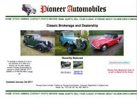 Pioneer Automobilies image