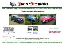 Pioneer Automobilies