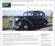Bradley James Classic Vehicles