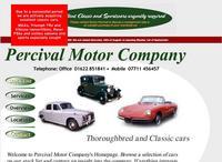 Percival Motor Company image